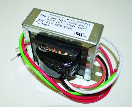 HPC 24vac Transformer Firepit Insert 40VA Power - Electronic Ignition