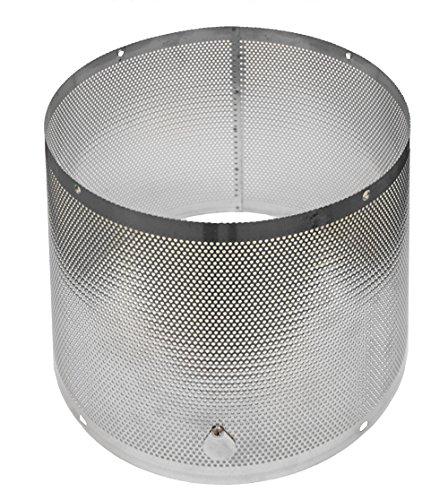 Commercial Burner Emitter Screen - Commercial Outdoor Patio Heater