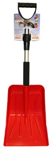Hopkins 222-E Mallory Telescopic Emergency Shovel with Foam Grip Colors may vary