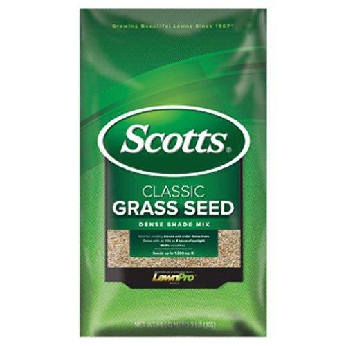 Scotts Company 17290 Classic Dense Shade Mix Grass Seed 3-pound