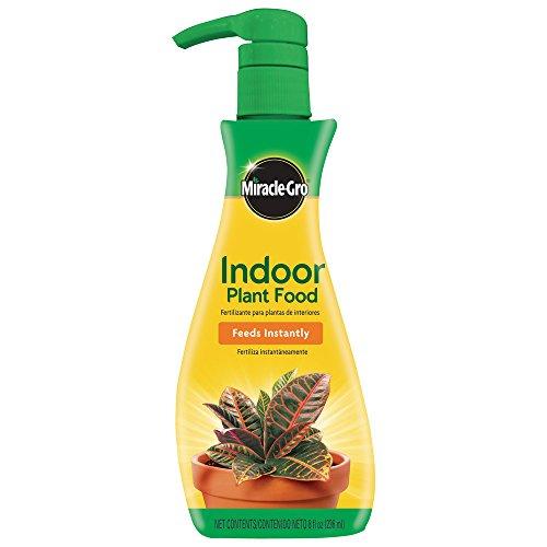 Miracle-Gro 1000551 Indoor Plant Food Foam Plant Fertilizer 6 Pack 8 oz