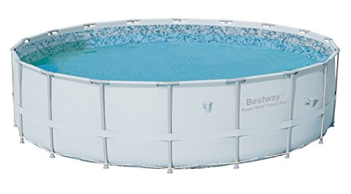 Bestway 16 x 48 Power Steel Pro Frame Above Ground Swimming Pool  13429