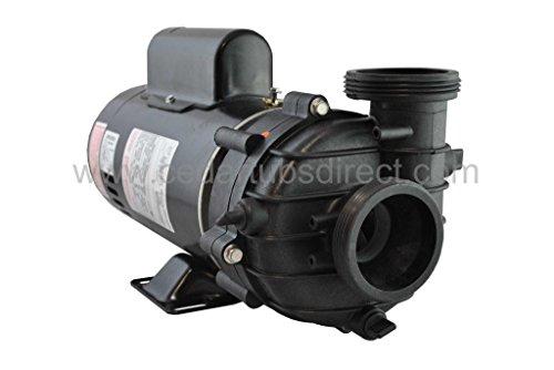 2 Hp Spa Pump - Sta-rite Durajetbalboa Cascades Hot Tub Pump -230 Vac
