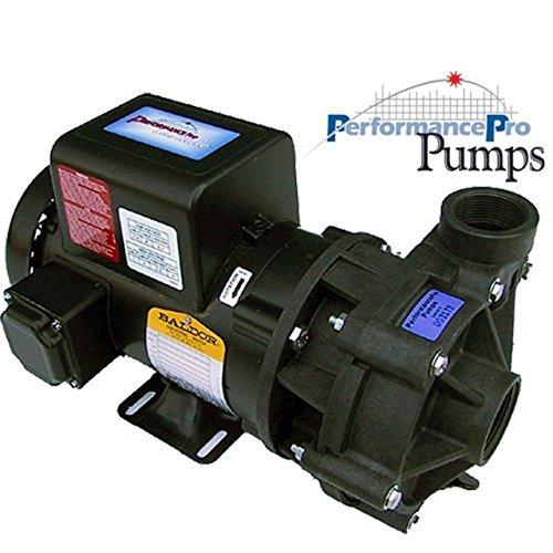 PerformancePro Cascade 1 12 HP 7230 GPH Low RPM External Pond Pump with FREE Bonus Max Ponds Magnet Calendar C-112