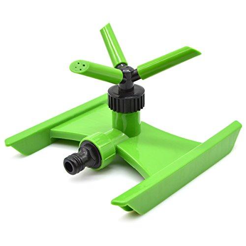 Freehawk Lawn SprinklersGarden Hose Sprinklers Premium Quality ABS Base H Sprinkler