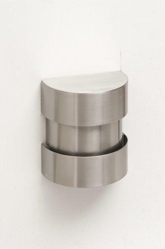Highpoint Deck Lighting HP-570P-SS Berkley 12-Volt Surface Mount Rail Light Fixture Brushed Stainless