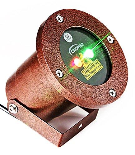 Laser Christmas Lights Outdoor Show Projector Waterproof Star Decoration Redamp Green Laser Lamp In Bronze By Crgpro