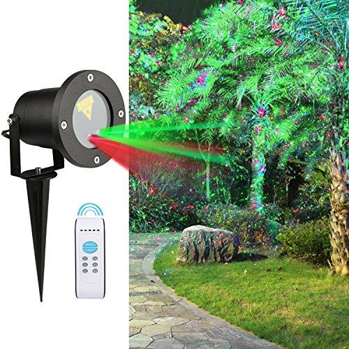 Laser Garden Light Mixmart Redamp Green Outdoor Laser Light Star Projection Laser Spotlights And Laser Christmas