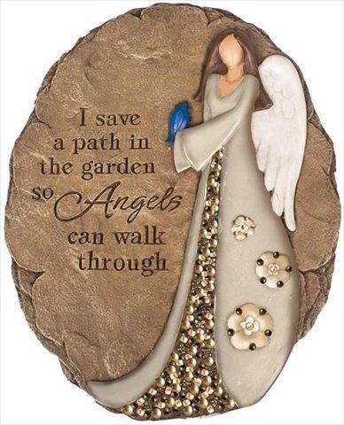 Carson Home Accents Angel Path - Garden Stone