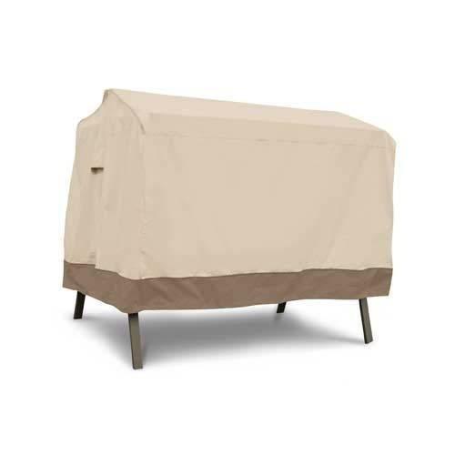 Classic Accessories Veranda Canopy Swing Cover by Veranda