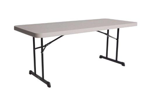 Lifetime 80126 Professional Grade Folding Table 6 Feet