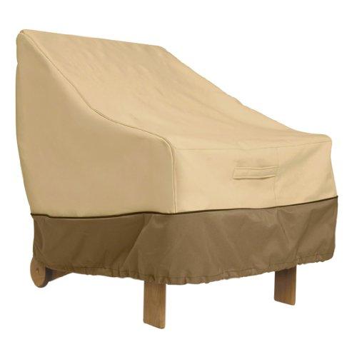 Classic Accessories 78932-hbb Veranda Chair Cover For Hampton Bay Belleville C-spring Patio Chairs