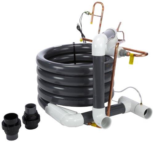 Hayward SMX24024863 255-12-Inch Heat Exchanger Replacement for Hayward Pool Pumps