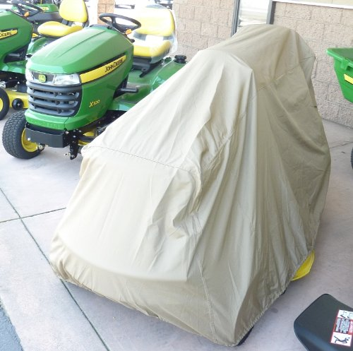 Larger riding Lawn Mower  Zero Turn Mower  Tractor Cover - 100Lx48Wx45H