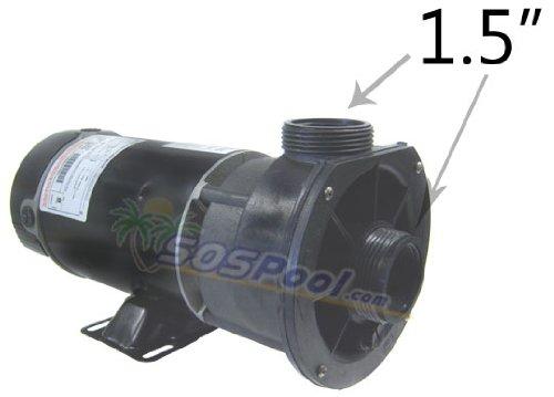 Waterway 2 Speed 20 Hp 230v Spa Pump 3420820-15