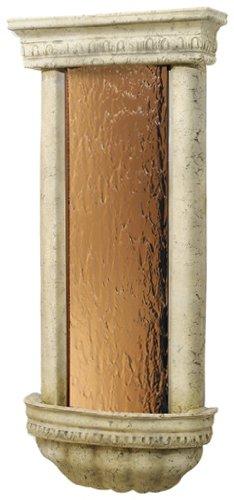 Bluworld Bellezza 45 In Indoor Wall Fountain - Bronze Mirror