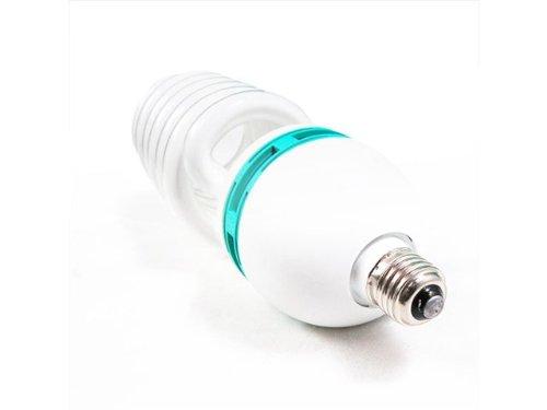 2 X Hydroponic Full Spectrum Cfl Grow Light Bulb 85 Watt Bulb 5500k