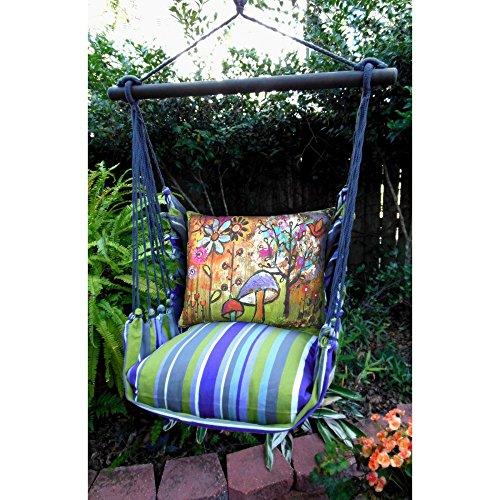 Magnolia Casual Serenity Hammock Chairamp Pillow Set