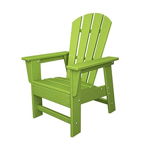 POLYWOOD SBD12LI Kids Casual Chair Lime