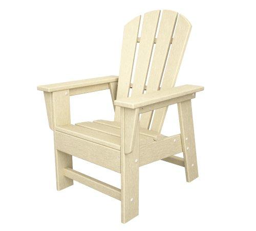 POLYWOOD SBD12SA Kids Casual Chair Sand