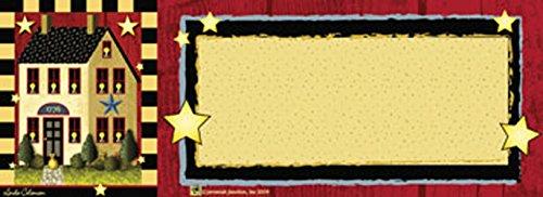 Saltbox House Art-snaps&reg Magnetic Mailbox Art