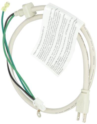 Hayward Glx-diy-cord 3-feet Power Cord Replacement For Hayward Saltamp Swim Salt Chlorination System
