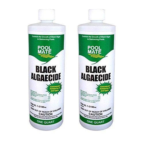 Pool Mate Black Algaecide For Swimming Pools