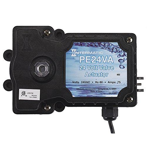 Intermatic Pe24va 24-volt Poolspa Water Valve Actuator