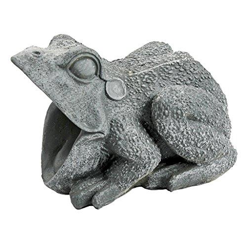Design Toscano Frog Gutter Guardian Downspout Sculpture