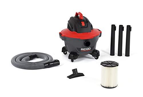 Ridgid 62698 Red 6 gallon RT0600 WetDry Vacuum