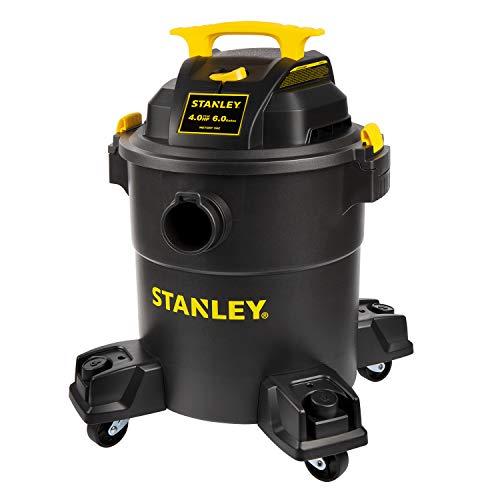 Stanley WetDry Vacuum 6 Gallon 4 Horsepower