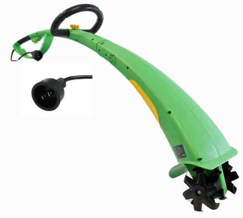 New Power Glide 13 Hp 6&quot Cutting Width Corded Electric Garden Tillercultivator
