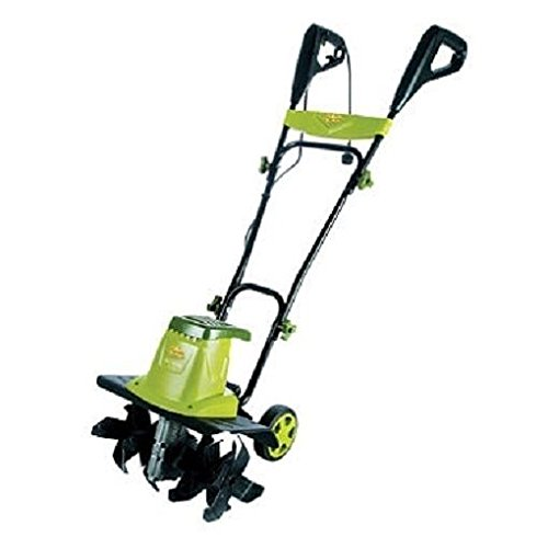 Sun Joe 16 12 Amp Electric Garden Tiller Cultivator Easy Transport 3 Positions RMG4H4E54 E4R46T32501845