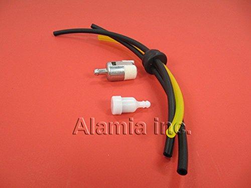 Mantis Tiller Parts Fuel Line Fuel Filter And Vent Fits All New Mantis Echo Tiller With 3-fuel Hoses