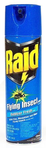 Raid 01660 Flying Insect Killer 2 PACK