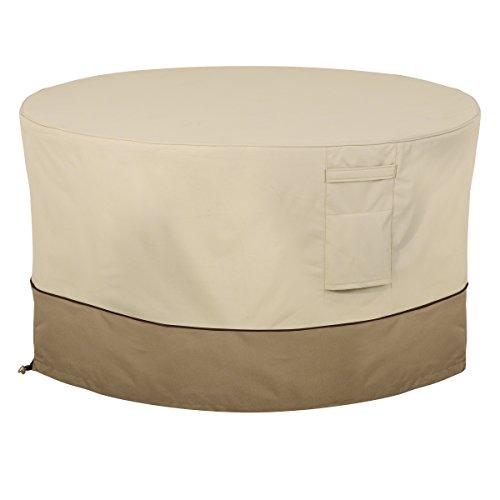 Classic Accessories 55-465-011501-00 Veranda Round Fire Pittable Cover 42-inch