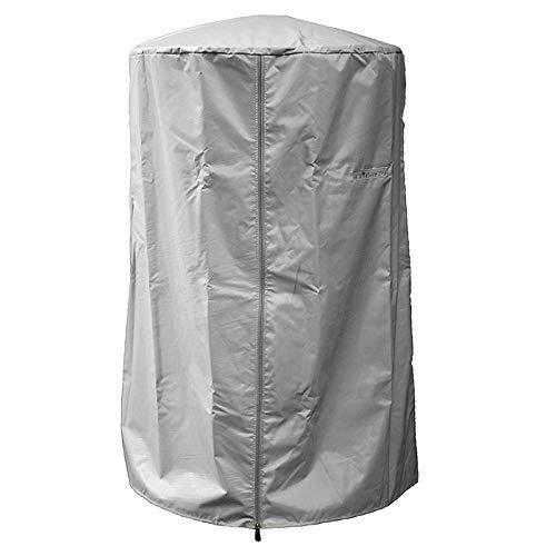 Xzan Garden Patio Heater Cover Heavy Duty Waterproof Dust Cover with Zip Closure for Outdoor