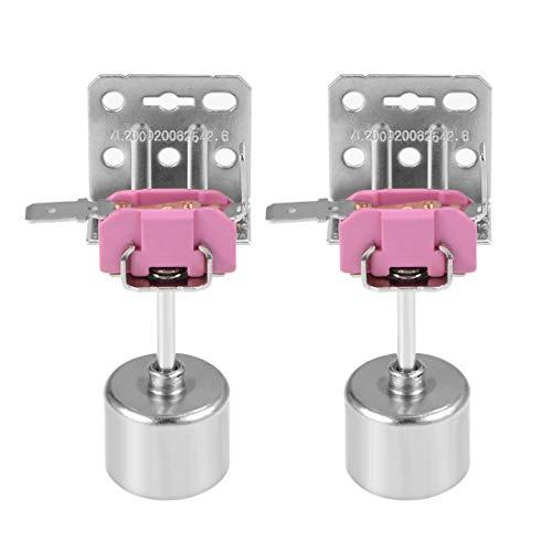 uxcell Anti Tilt Switch AC 250V 16A FD180 for Patio Garden Heaters Electric Fan 2pcs