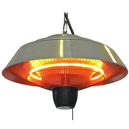 1500 Watts Energ Hea-21523 Outdoor Hanging Gazebo Infrared Patio Heater