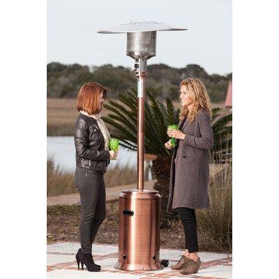 Commercial Propane Patio Heater Finish Copper