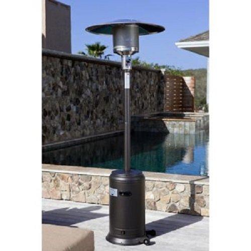 Mocha Commercial 46000 Btu Propane Patio Heater