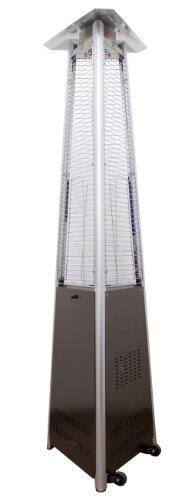 Az Patio Heaters Natural Gas Glass Tube Patio Heater