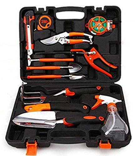 Garden Tools Set 12-Pieces Home Precision ToolErgonomic Design Soft Touch Handles