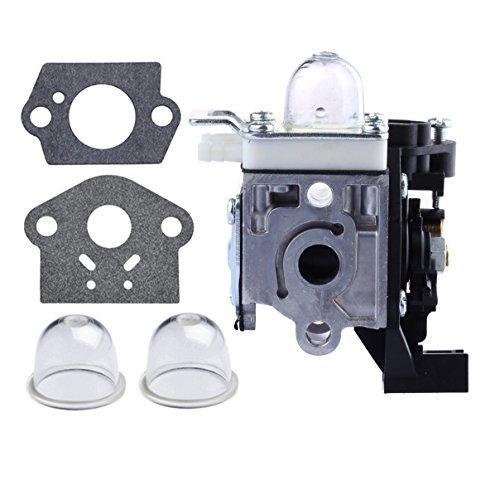 HIPA RB-K93 Carburetor with Gasket Primer Bulb for ECHO SRM225 SRM225i SRM225SB SRM225U GT225 GT225i GT225L Trimmer Brushcutter PE225 PAS225 SHC225 SHC225S PPF225 Pole Pruner
