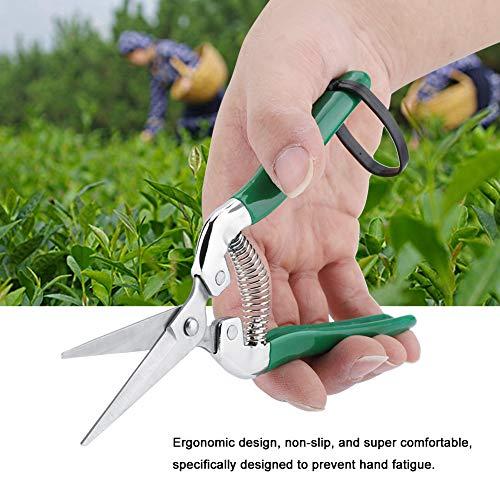 Qinlorgo Pruning Shear Pruning Shears Cutter Home Gardening Plant Scissor Branch Pruner Hand Tool