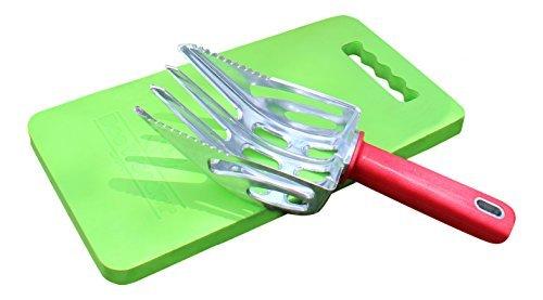 Dee Weeder - Hand Weeding Tool - Cast Aluminum Multi-purpose Garden Tool Set DWEED1-K2