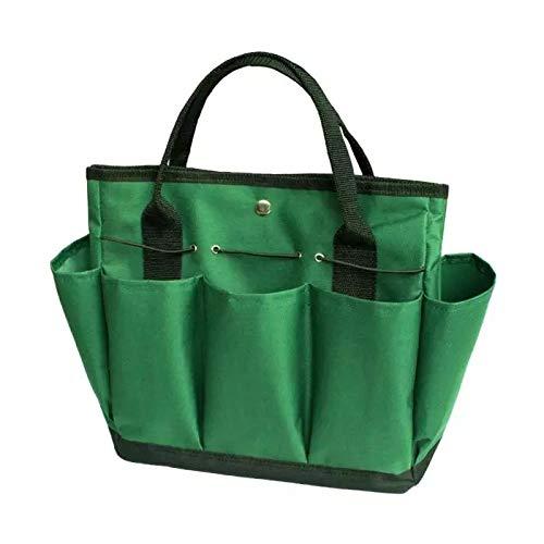 Oxford Garden Tools Storage Bag Gardening Tools Organizer with 8 Pockets