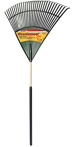 True Temper 30-inch Poly Cushion Grip Leaf Rake - 1922800