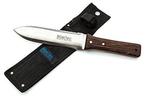 Hori Hori Knife Blizetec Multipurpose Gardening Digging Tool Kit