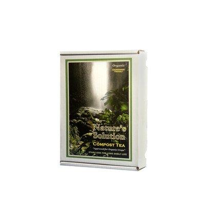Natures Solution Ntcomtea Organic Compost Tea Fertilizer 2 Quart
